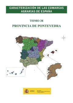 CARACTERIZACION COMARCAS AGRARIAS ESPAÑA PONTEVEDRA
