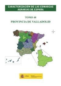 CARACTERIZACION COMARCAS AGRARIAS ESPAÑA VALLADOLID