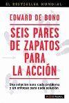 SEIS PARES ZAPATOS ACCION.PAIDOS PLURAL
