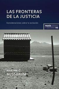 FRONTERAS DE LA JUSTICIA, LAS.PAIDOS-ESTADO Y SOCIEDAD-145-RUST