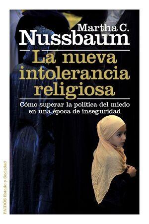 NUEVA INTOLERANCIA RELIGIOSA,LA.PAIDOS-RUST