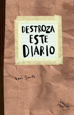 DESTROZA ESTE DIARIO.PAIDOS-COLOR CRAFT