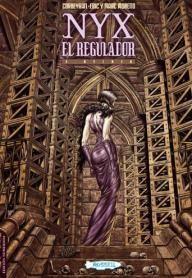 NYX EL REGULADOR-3.ROSSELL COMICS