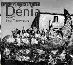 LA BATALLA DE FLORS DE DENIA, 1949-1963