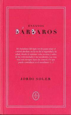ENSAYOS BARBAROS