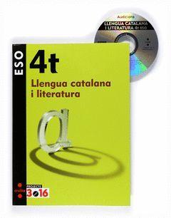 4ESO LLENGUA CATALANA I LITERAURA. PROJECTE 3.16