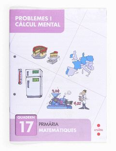 PROBLEMES I CÀLCUL MENTAL 17. PRIMÀRIA