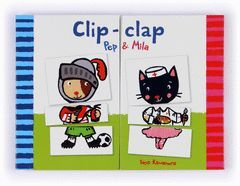 CLIP-CLAP. PEP & MILA