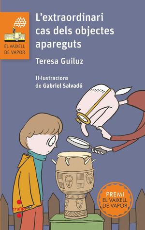 VVT. 203 L'EXTRAORDINARI CAS DELS OBJECT