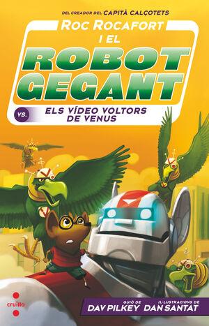 ROC R.3 CONTRA ELS VIDEO VOLTORS DE VENU