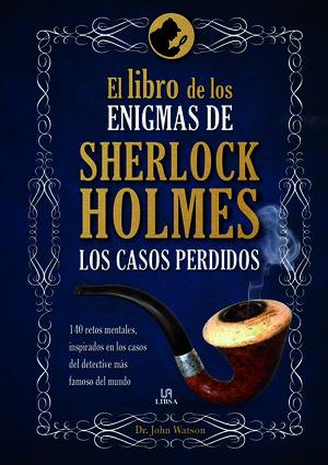 EL LIBRO DE LOS ENIGMAS SHERLOCK HOLMES
