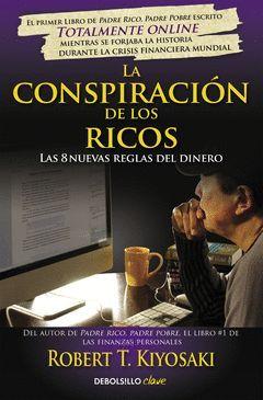 CONSPIRACION DE LOS RICOS,LA.DEBOLSILLO