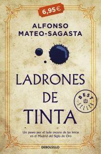 LADRONES DE TINTA.DEBOLSILLO
