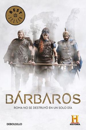 BARBAROS.DEBOLSILLO