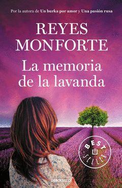 MEMORIA DE LA LAVANDA,LA.DEBOLSILLO