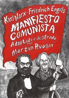 MANIFIESTO COMUNISTA.DEBOLSILLO-COMIC