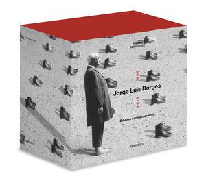 JORGE LUIS BORGES 1899-2019 (EDICION ESTUCHE)