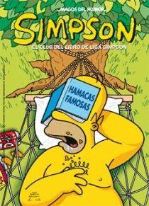 SIMPSON.EL CLUB DEL LIBRO DE LISA SIMPSON.ED.B.COMIC