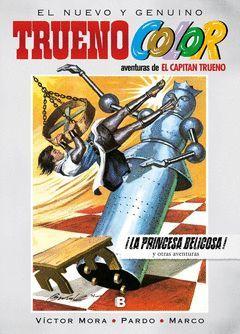 CAPITÁN TRUENO-16.LA PRINCESA BELICOSA Y OTRAS AVENTURAS