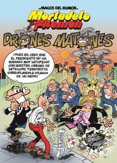 MORTADELO Y FILEMON-185.LOS DRONES MATONES.EDB