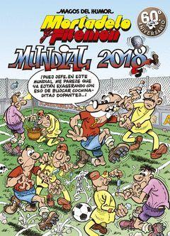 MUNDIAL 2018.MAGOS DEL HUMOR MORTADELO Y FILEMON-188