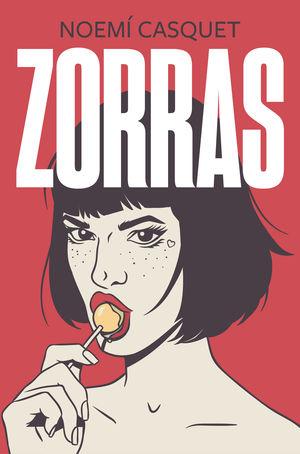 ZORRAS. NOVELA ERÓTICA-001