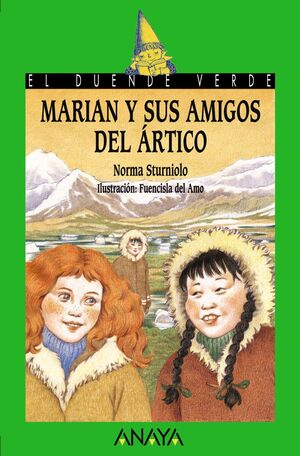 MARIAN Y SUS AMIGOS DEL ARTICO.DV-135