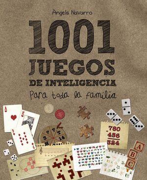 1001 JUEGOS DE INTELIGENCIA PARA TODA LA FAMILIA.ANAYA-DURA