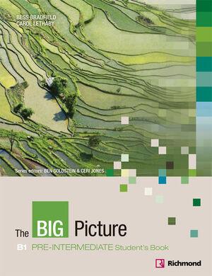 BIG PICTURE 2 SB PRE-INT NEW ED. [B1]
