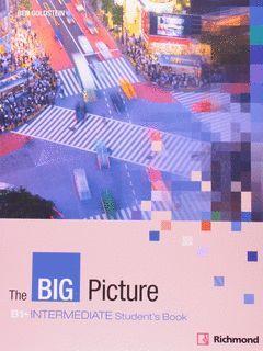 BIG PICTURE 3 SB INTERMED NEW ED. [B1+]