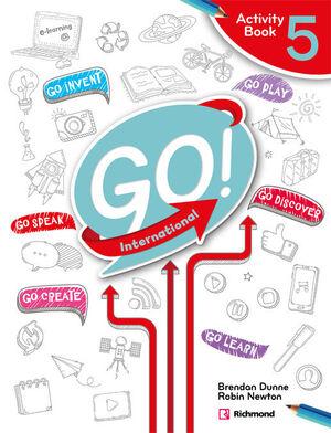 GO! INTERNATIONAL ED WB 5