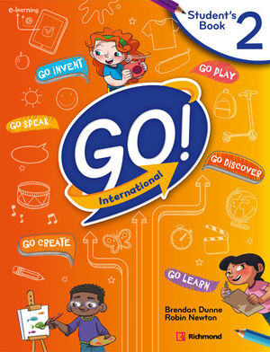 GO! INTERNATIONAL ED SB 2 PACK