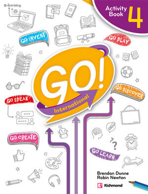 GO! INTERNATIONAL ED WB 4