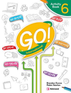 GO! INTERNATIONAL ED WB 6