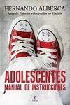 ADOLESCENTES. MANUAL DE INSTRUCCIÓNES. ESPASA-RUST