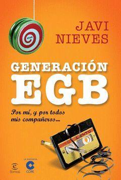 GENERACION EGB. ESPASA-RUST