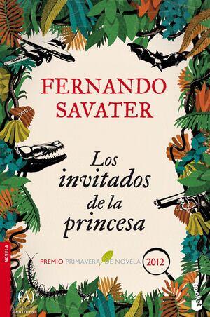 INVITADOS DE LA PRINCESA,LOS. BOOKET-2502