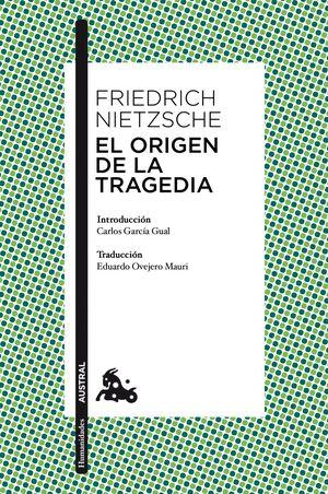 ORIGEN DE LA TRAGEDIA,EL. AUSTRAL-498