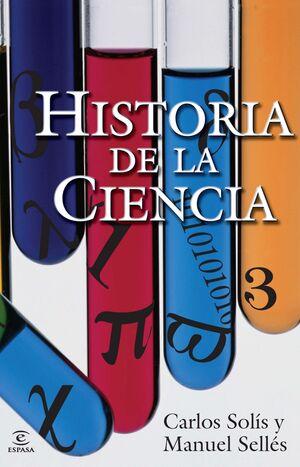 HISTORIA DE LA CIENCIA. ESPASA-RUST