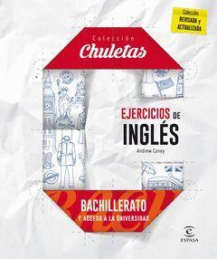 INGLES EJERCICIOS PARA BACHILLERATO.CHULETAS.ED16.ESPASA