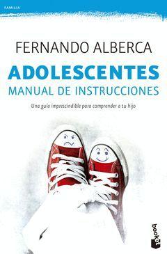 ADOLESCENTES. MANUAL DE INSTRUCCIONES.BOOKET-4225