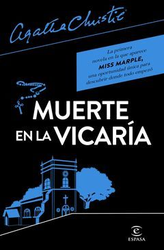 MUERTE EN LA VICARIA.ESPASA-RUST