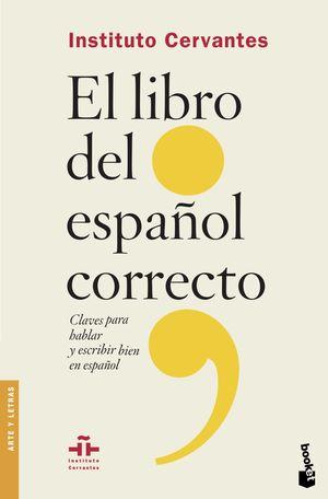 LIBRO DEL ESPAÑOL CORRECTO,EL.BOOKET