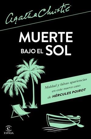 MUERTE BAJO EL SOL.ESPASA-RUST