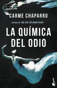 QUIMICA DEL ODIO,LA.BOOKET