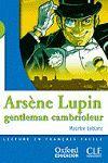 ARSENE LUPIN.OXFORD-FRANCES-