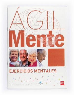 AGILMENTE: EJERCICIOS MENTALES. MARRON