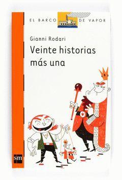 VEINTE HISTORIAS MÁS UNA-BVN-209