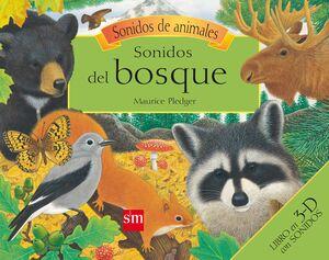 SONIDOS DEL BOSQUE.SONIDOS DE ANIMALES.SM-INF-DURA
