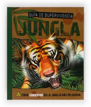 GUIA DE SUPERVIVENCIA:JUNGLA